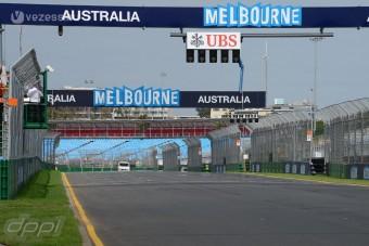 F1: Melbourne-ben kizárt az éjszakai verseny