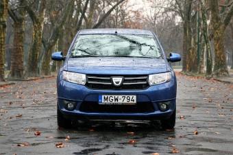 Turbós luxus Dacia 3 millióért