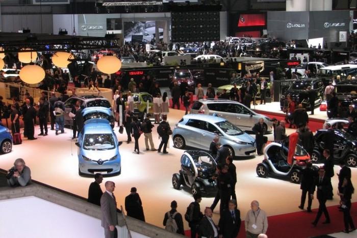 Zoék, Twizyk, villany-Fluence, elektromos Kangoo - a Renault szinte több villanyautót hozott Genfbe, mint belsőégésű motorost