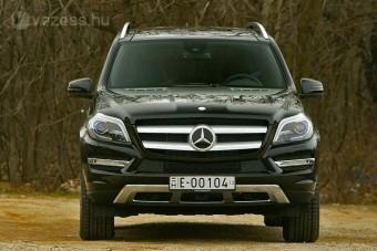 Mercedes-Benz GL - Gólem, a barátunk