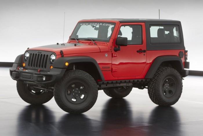 Jeep Wrangler Slim - Customot a népnek: lényegre törő módosítások, szélsőségek nélkül, hogy lássuk, kevés pénzből is lehet jót építeni.