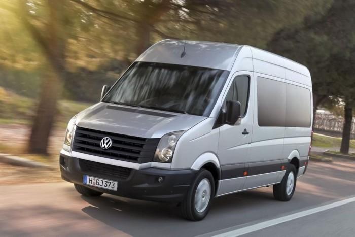 A Crafterekből tavaly 24 százalékkal adott el többet 2011-hez képest a Volkswagen
