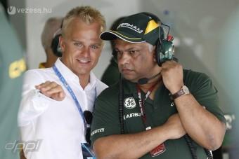 F1: Kovalainen versenyezni akar