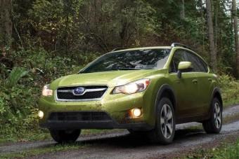 Boxer hibrid a Subarutól