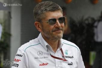 F1: Távozik a Mercedes-főnök
