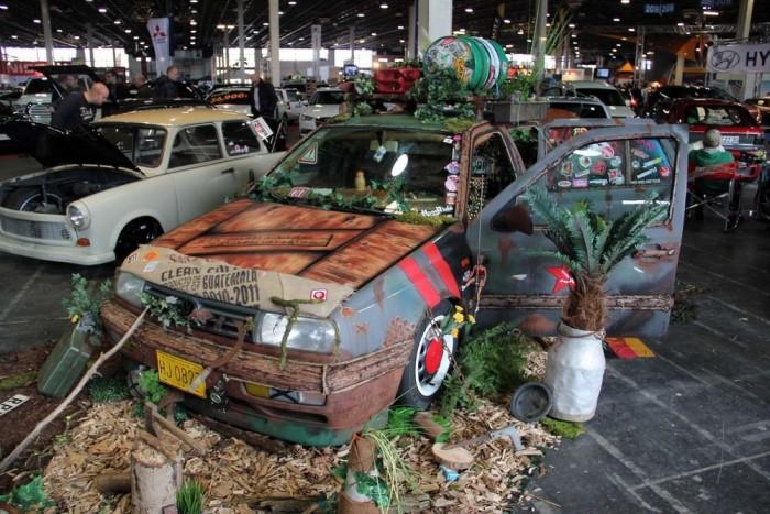 Ez már nem autó, ez már kertészet