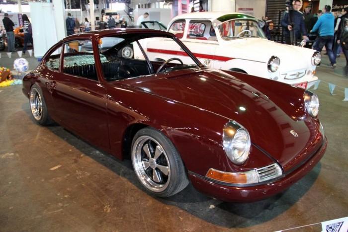 Kibelezett Porsche, nem nagyon értettük a koncepciót
