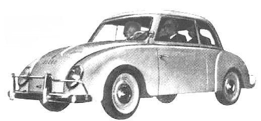 Az Alberto Credidio alapítóról elnevezett Alcre gépgyár 1959-ben kezdett automobilt gyártani. Egy év múlva megjelent a 3,42 méteres Susana, amelyet egy 450 köbcentis, 18 lóerős kétütemű Heinkel kéthengeres hajtott, akár 100 km/óra sebességgel.