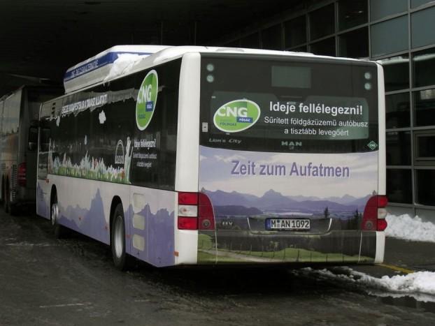 A budapestiek május végétől tesztelhetik az autóbuszt