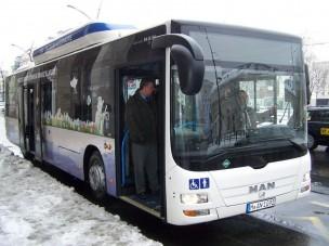 Gázbuszt tesztelhet a főváros