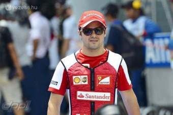 F1: Massa máris a VB-címre gondol