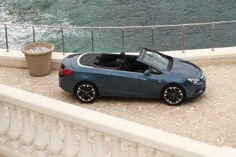 Nagyobb kabrió, kevesebb pénzért: Opel Cascada