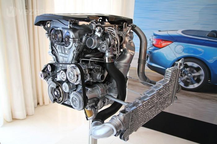 Jól nézzék meg, az új 1,6-os motor a jövőben más Opelekben is feltűnhet