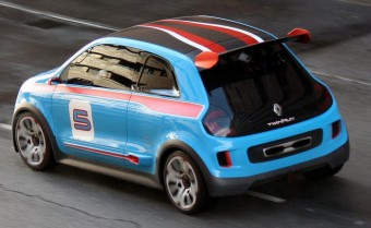 Középmotoros méregzsák a Renault-tól?