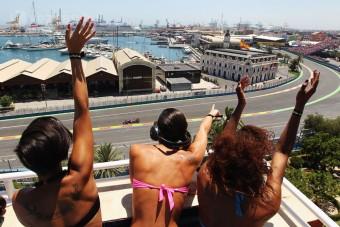F1: Barcelona nem engedi vissza Valenciát