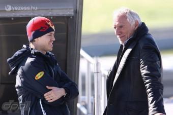 F1: Vettel társtulajdonos lett a csapatnál