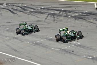 F1: Ígéretből sereghajtó?