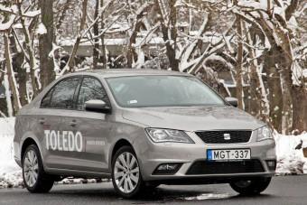 SEAT Toledo - Erős a gyengék között