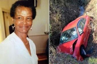 A holttesttel együtt vontatták be az autót