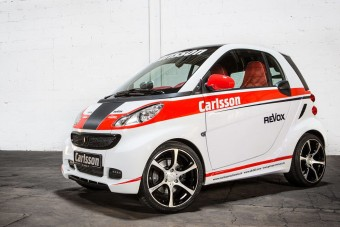 Nem cuki: verseny-Smart a Carlssontól