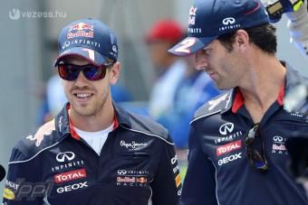 F1: Webbert megint helyre tették