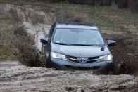 A CR-V, amire a Honda sem állt készen 3