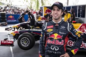 F1: Előléptetés a Red Bullnál