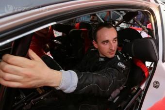 Kubica debütál a rali-világbajnokságon