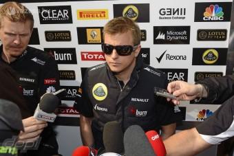 F1: Räikkönen sem tudja, hogyan tovább