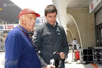 F1: Lauda félrebeszél?