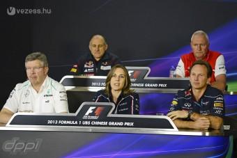 F1: Kiiktatják a csapatutasításokat