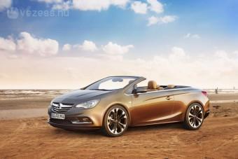 Európán kívül támad az Opel