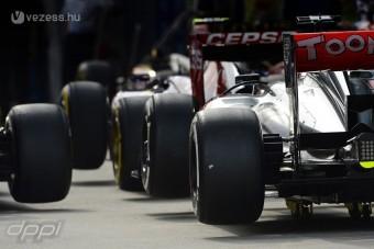 F1: Kiszállhat a Pirelli?