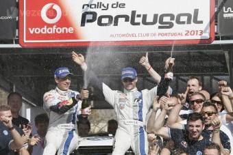 Ogier nyerte a Portugál-ralit