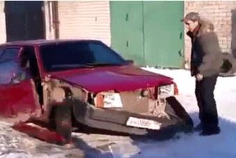 Ne bántsd az autód!