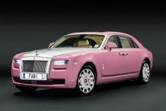 Rolls-Royce-szal a mellrák ellen
