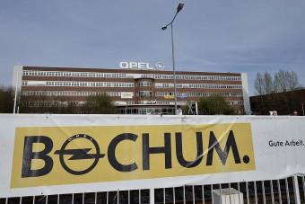 Bezárják az Opel bochumi üzemét