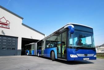 Pécs magyar buszokat bérel