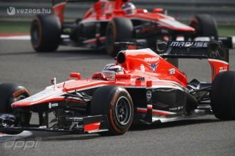 F1: Milliárdokat vontak ki a kiscsapatból
