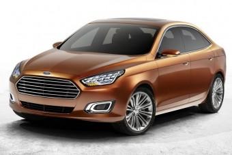 Visszatér a Ford Escort
