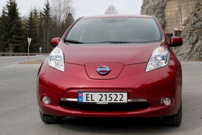 Nissan Leaf: villanyautót mindenkinek