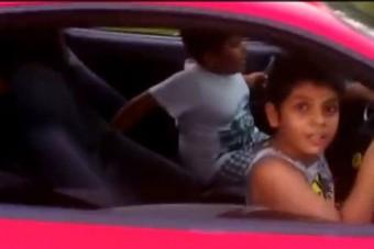 Ferrarit vezetett a gyerek, börtönbe megy az apja