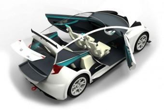 Honda R-EV: álom fiataloknak