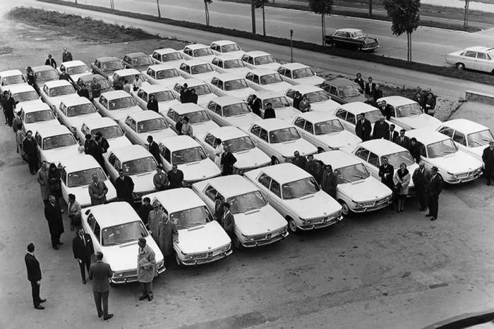 Összesen nyolc közép- és felső középkategóriás autóról lett volna szó. Képeink illusztrációk