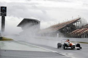 F1: Megint eshet Barcelonában?