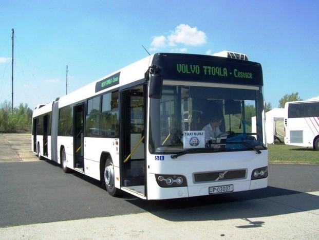 Csehországi vendég: Volvo 7700A
