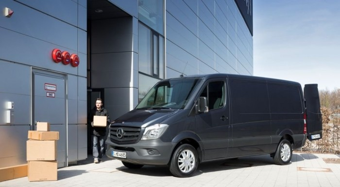 Új Mercedes-Benz Sprinter 2013