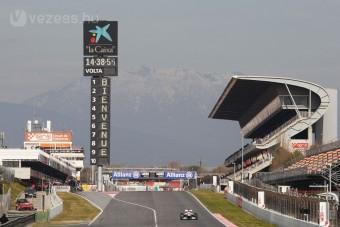 F1: Barcelona nem osztozna a Spanyol Nagydíjon