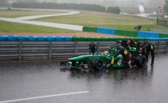 F1: A Caterham is orrplasztikát kap?
