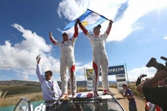 Sebastien Loeb nyerte az Argentin-ralit